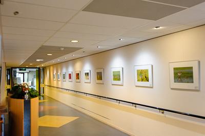 expositie verpleeghuis meerstate in heemskerk.
